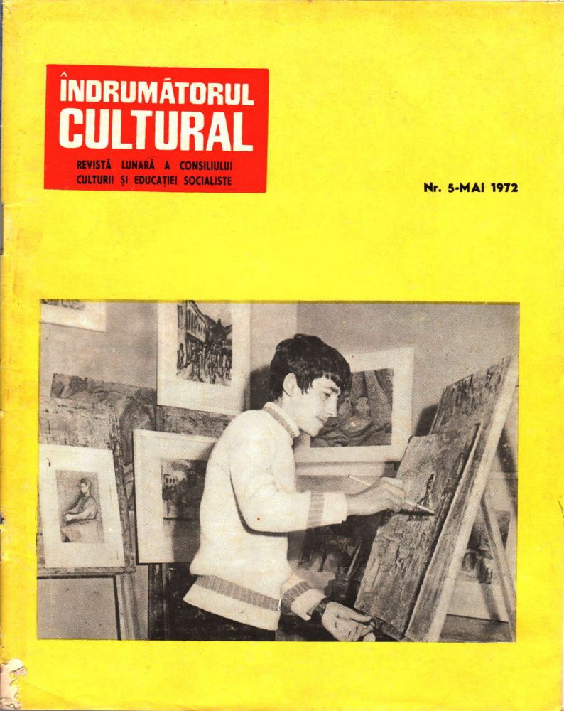 Indrumatorul cultural nr 5 mai 1972