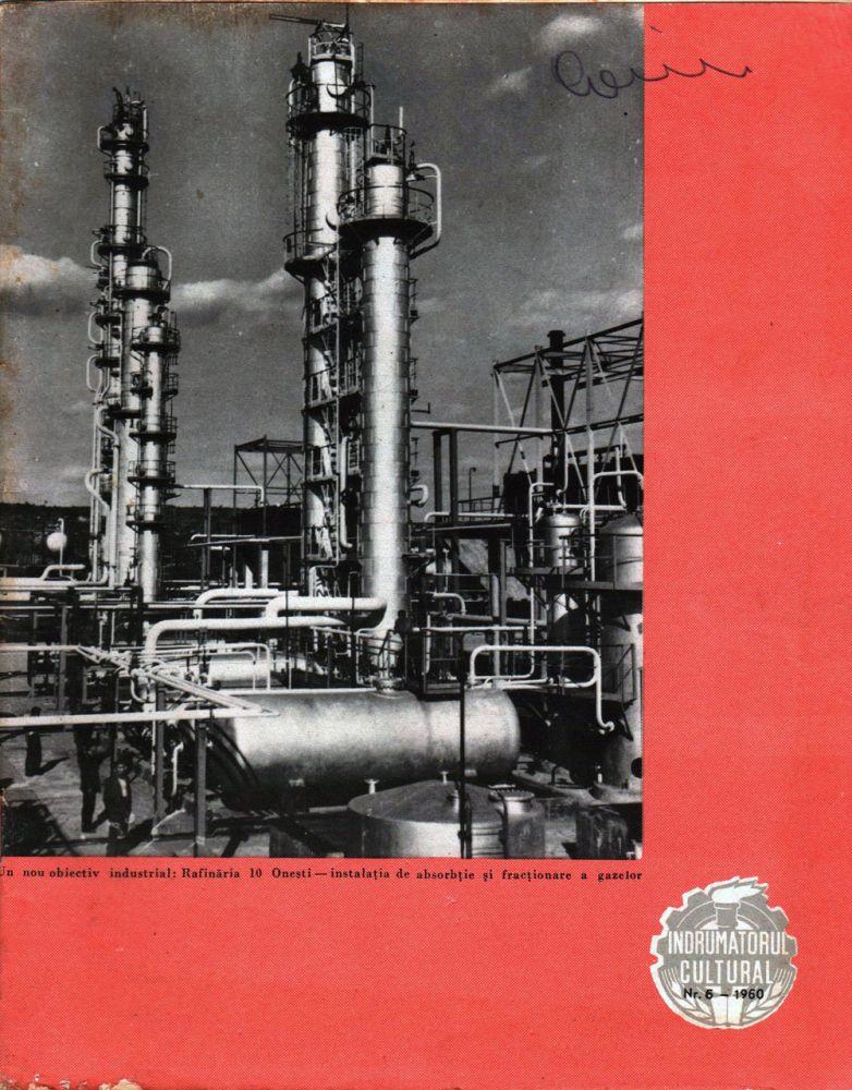 Indrumatorul cultural nr 6 1960