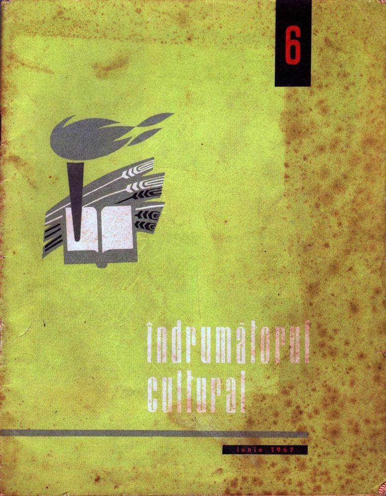 Indrumatorul cultural nr 6 1967