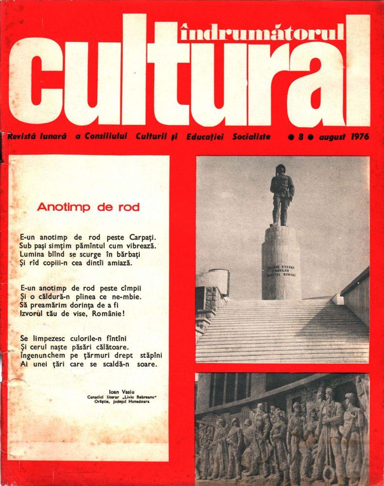 Indrumatorul cultural nr 8 1976