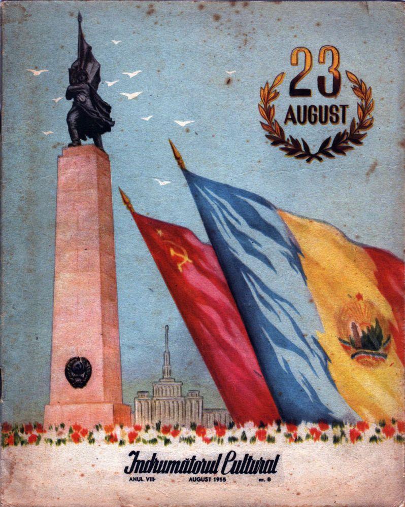 Indrumatorul cultural nr 8 august 1955