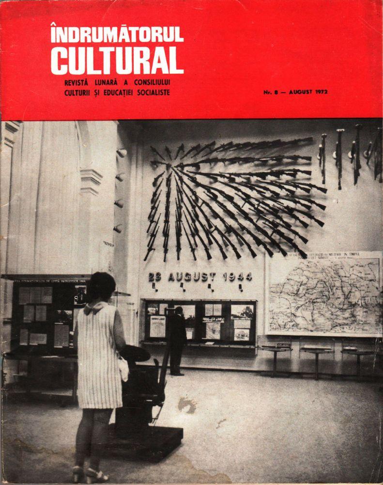 Indrumatorul cultural nr 8 august 1972