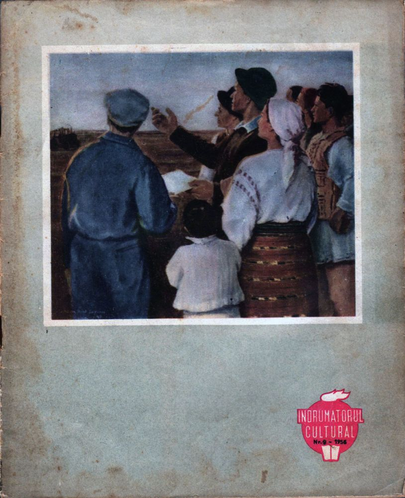 Indrumatorul cultural nr 9, 1956