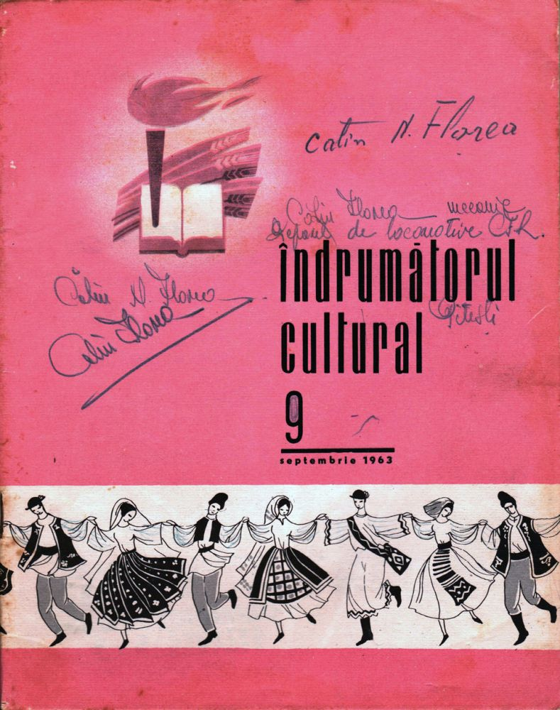 Indrumatorul cultural nr 9, septembrie 1963