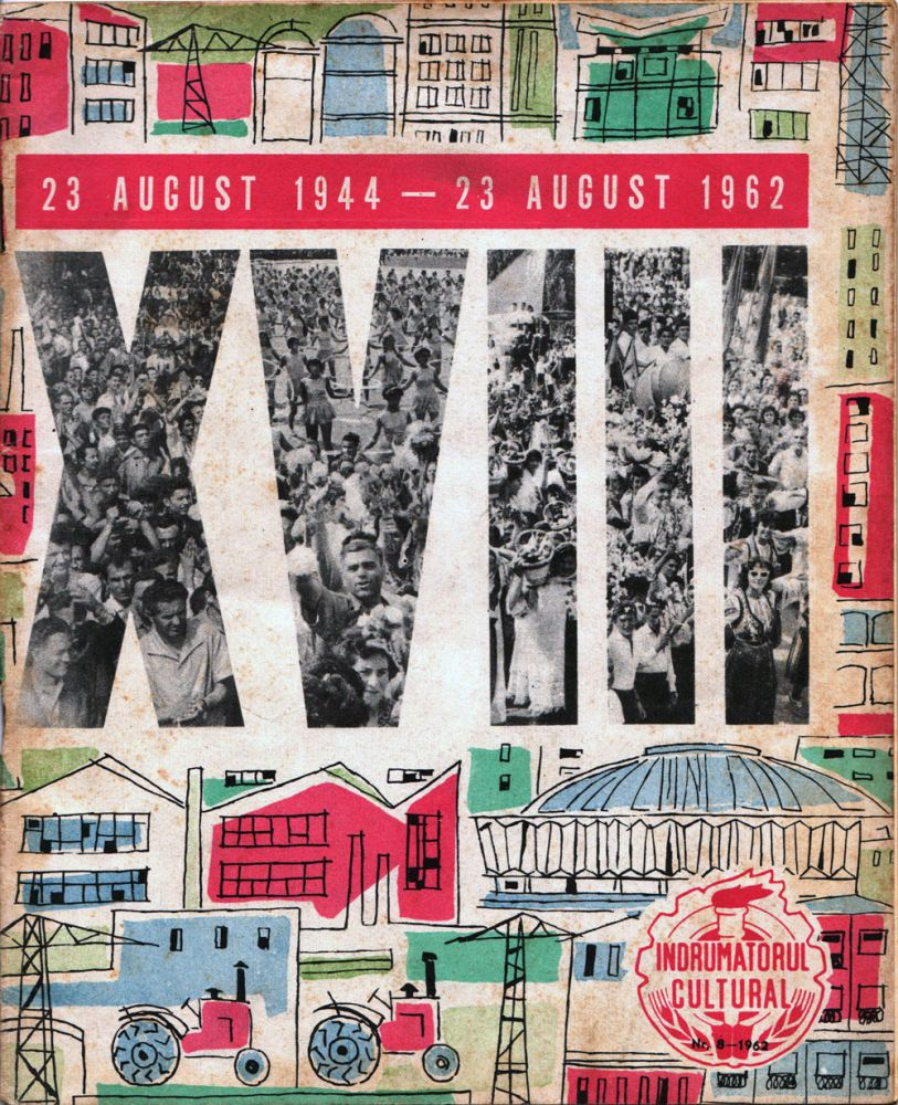 Indumatorul cultural nr 8, 1962