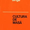Ioan Jinga, Cultura de masa, editura stiintifica si enciclopedica, 1975
