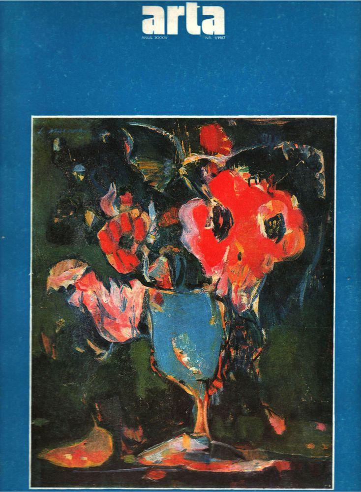 Revista Arta nr 1, 1987