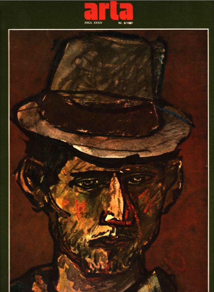 Revista Arta nr 6, 1987