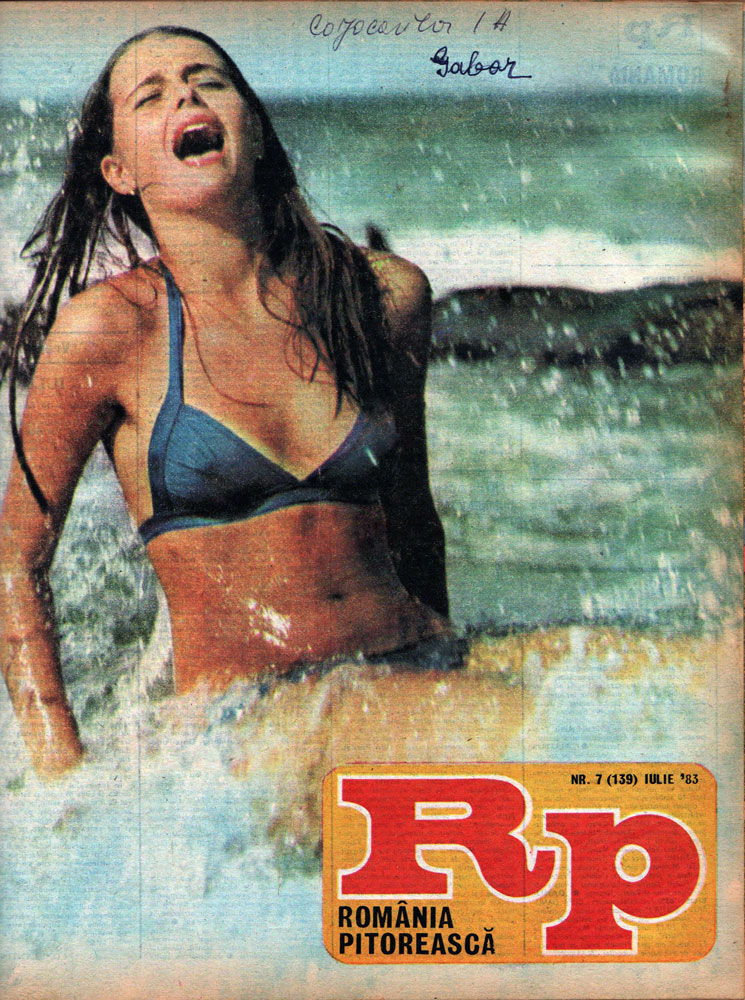 Romania Pitoreasca, nr 7, 1983