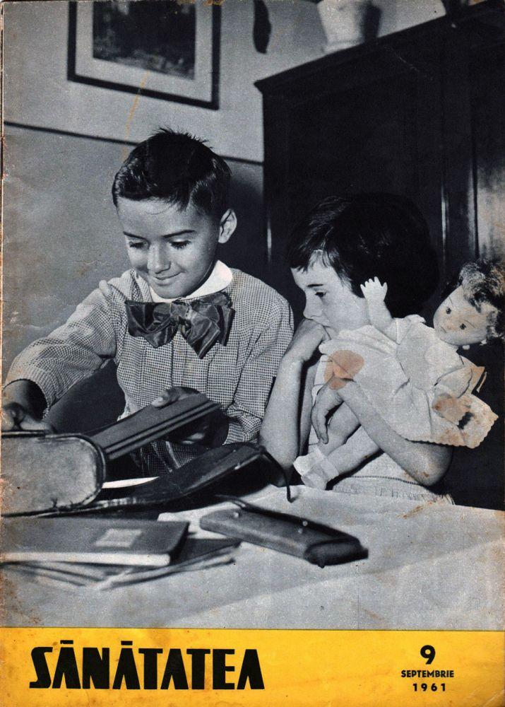 Sanatatea 9 septembrie 1961