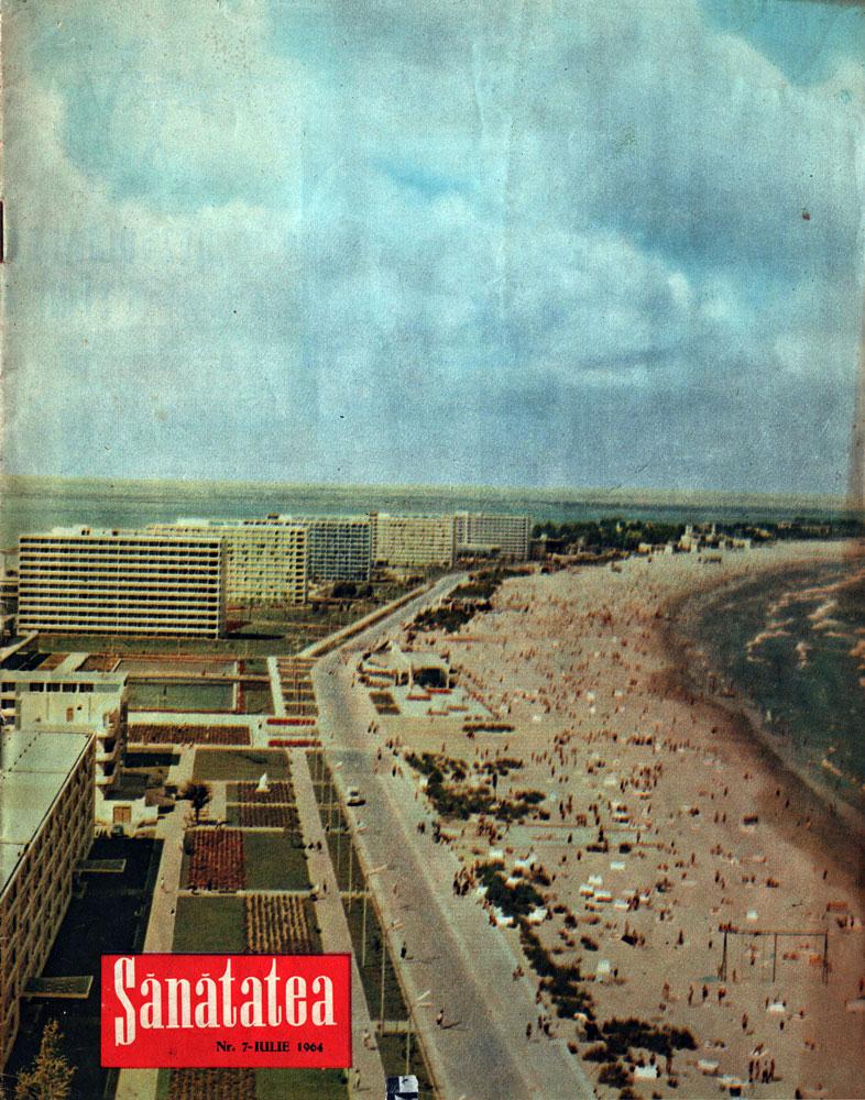 Sanatatea nr 7 iulie 1964
