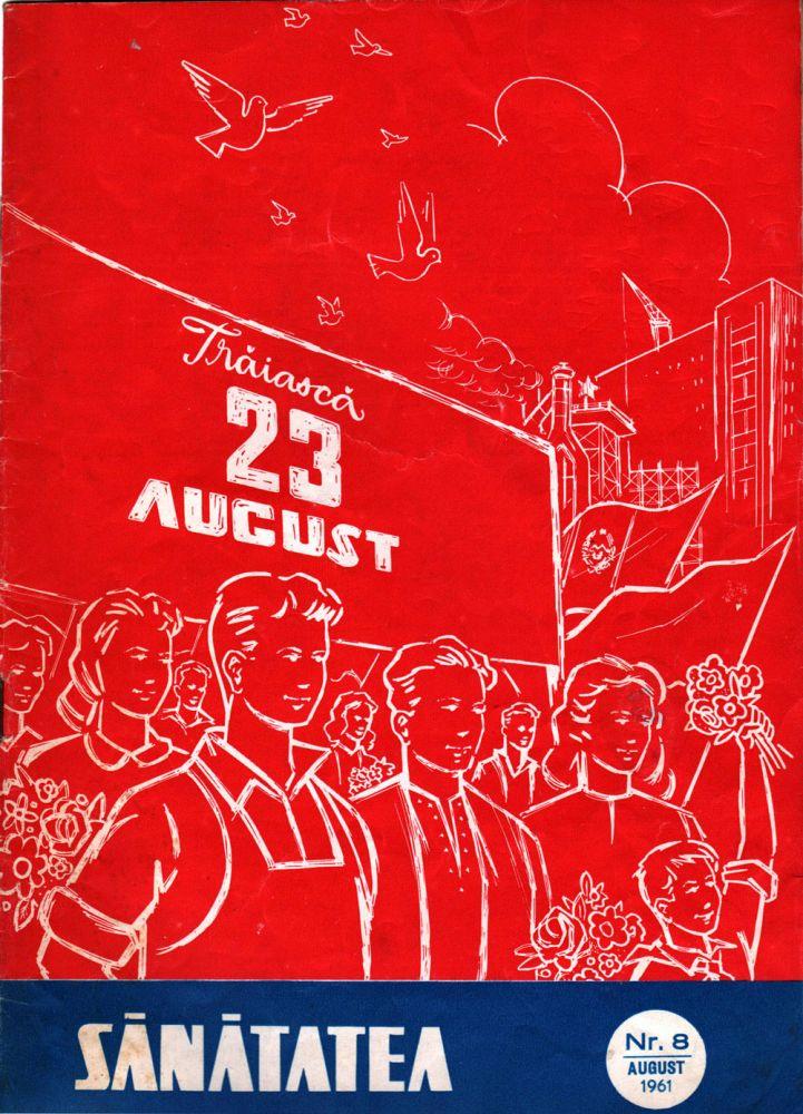 Sanatatea nr 8 august 1961