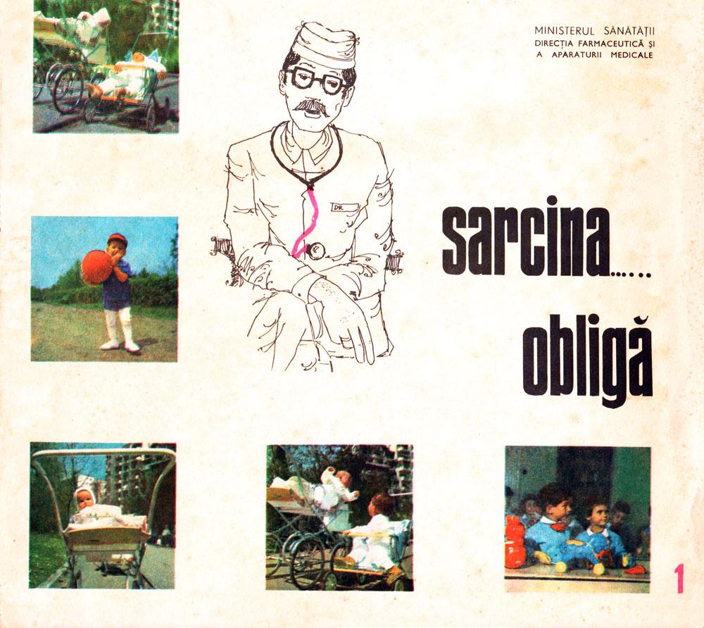 Sarcina obliga, Editura Medicala