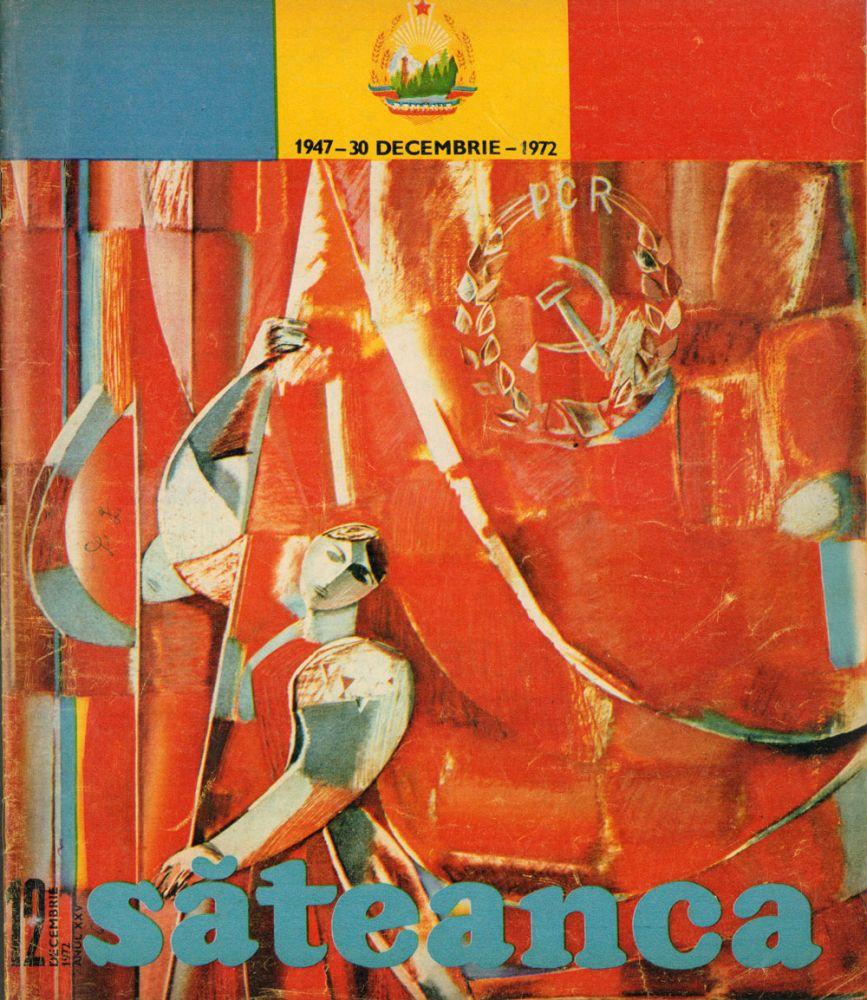 Sateanca, decembrie 1972