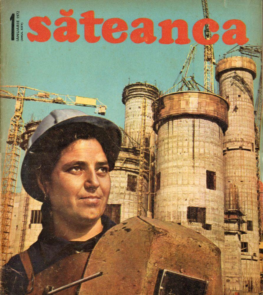 Sateanca, ianuarie 1972