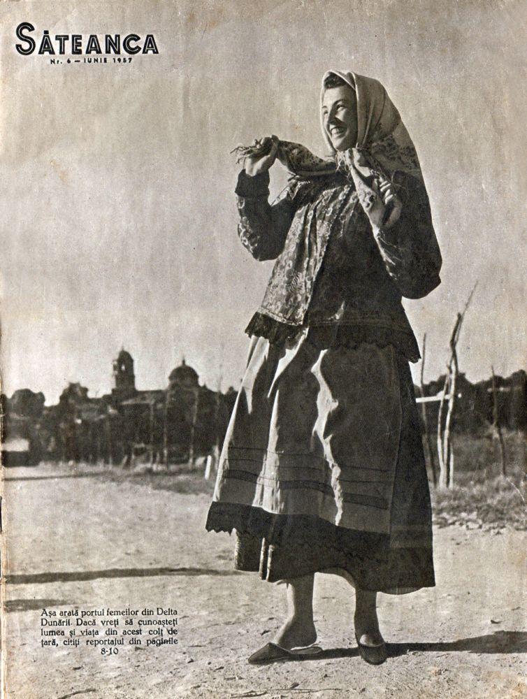 Sateanca, iunie 1957