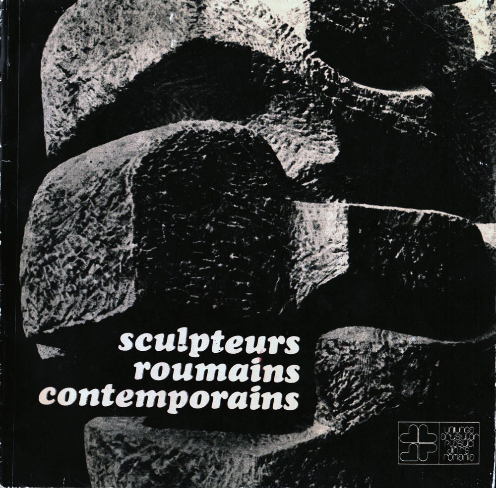 Sculpteurs roumains contemporains, Fondul Plastic - Artis, 1986