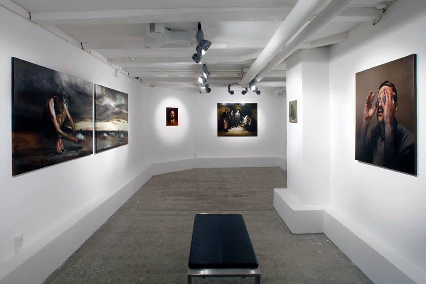 Solo show Radu Belcin, Unfulfilled hopes @ Oxholm Gallery, Copenhagen (6)