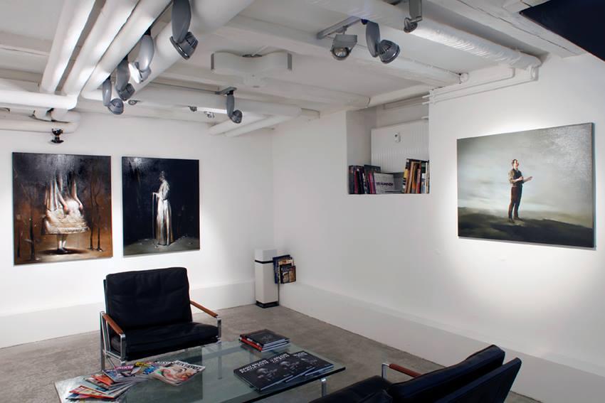 Solo show Radu Belcin, Unfulfilled hopes @ Oxholm Gallery, Copenhagen (8)
