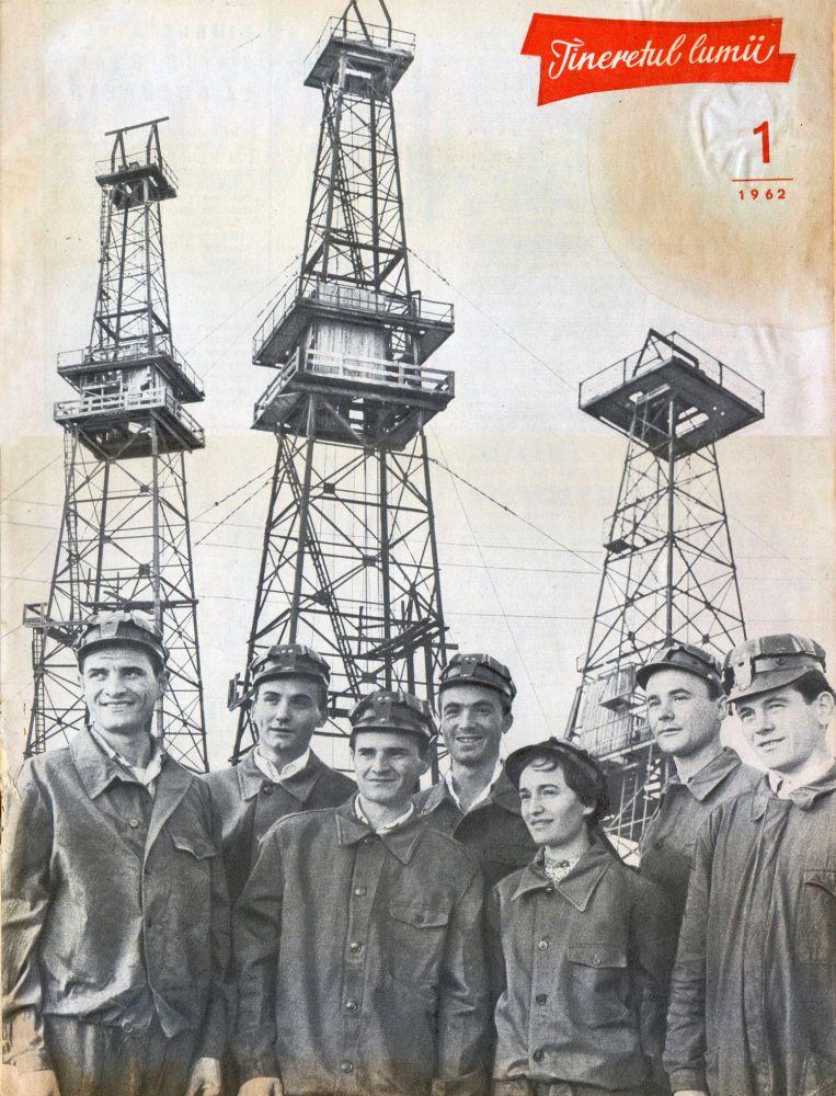 Tineretul lumii, nr 1 1962