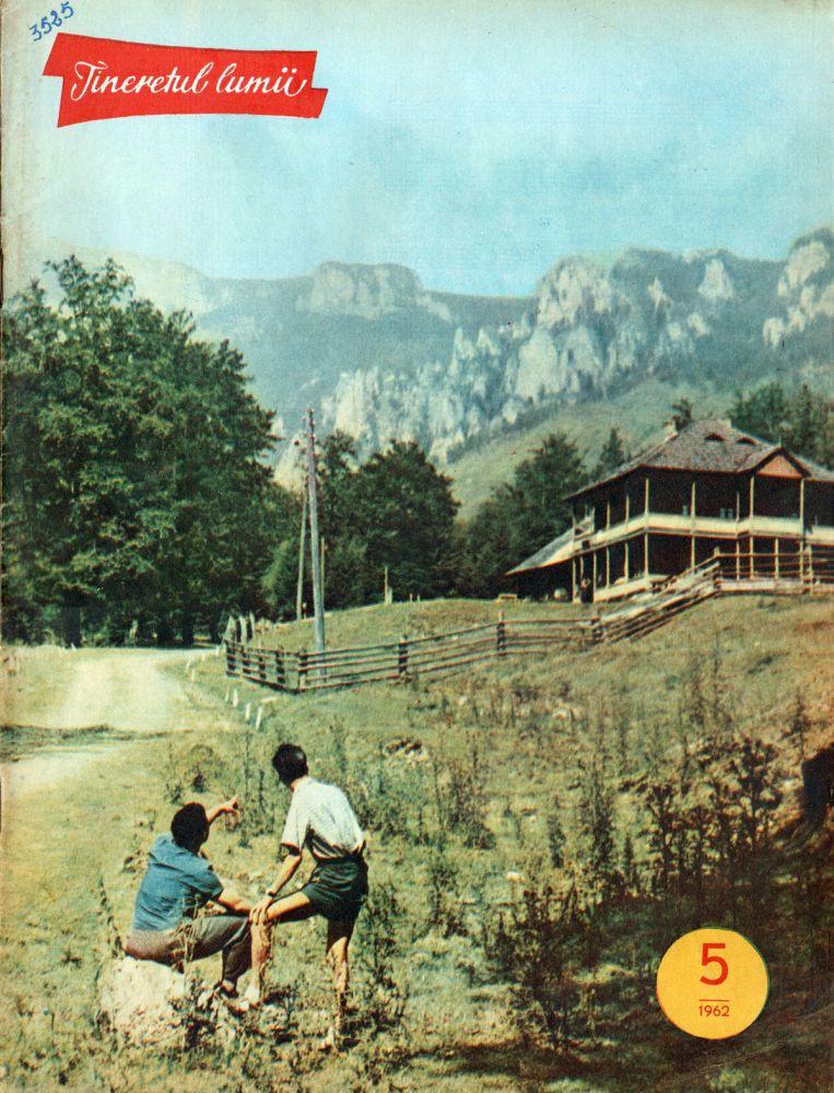 Tineretul lumii nr 5 1962