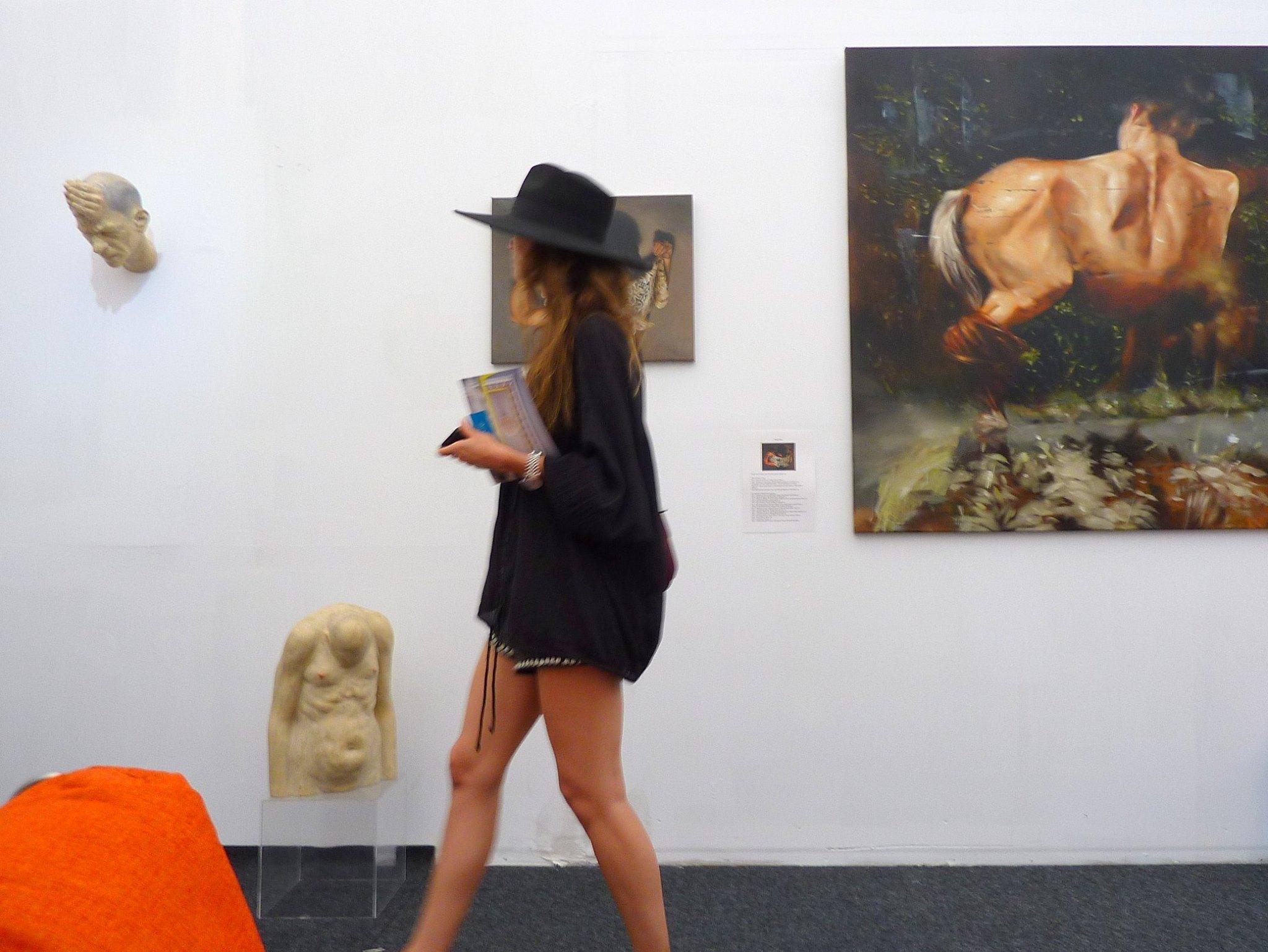 Radu Belcin, Daniel Brici, Gabriel Kelemen, Flavia Pitis, Bogdan Rata @ Art Safari 2014 (15)