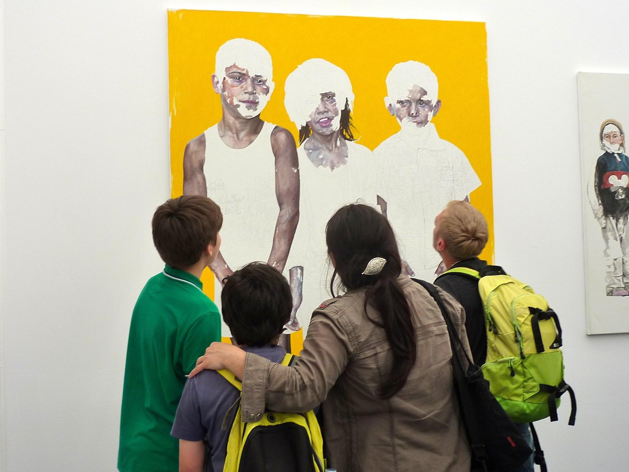 Radu Belcin, Daniel Brici, Gabriel Kelemen, Flavia Pitis, Bogdan Rata @ Art Safari 2014 (17)
