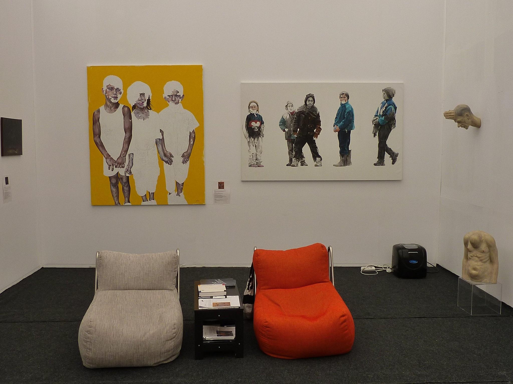 Radu Belcin, Daniel Brici, Gabriel Kelemen, Flavia Pitis, Bogdan Rata @ Art Safari 2014 (23)
