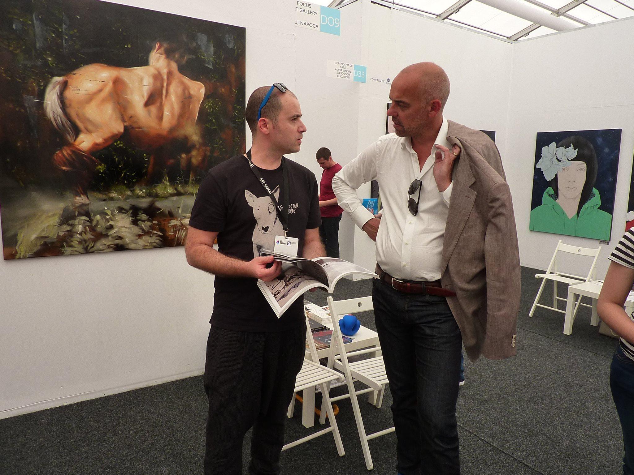 Radu Belcin, Daniel Brici, Gabriel Kelemen, Flavia Pitis, Bogdan Rata @ Art Safari 2014 (28)