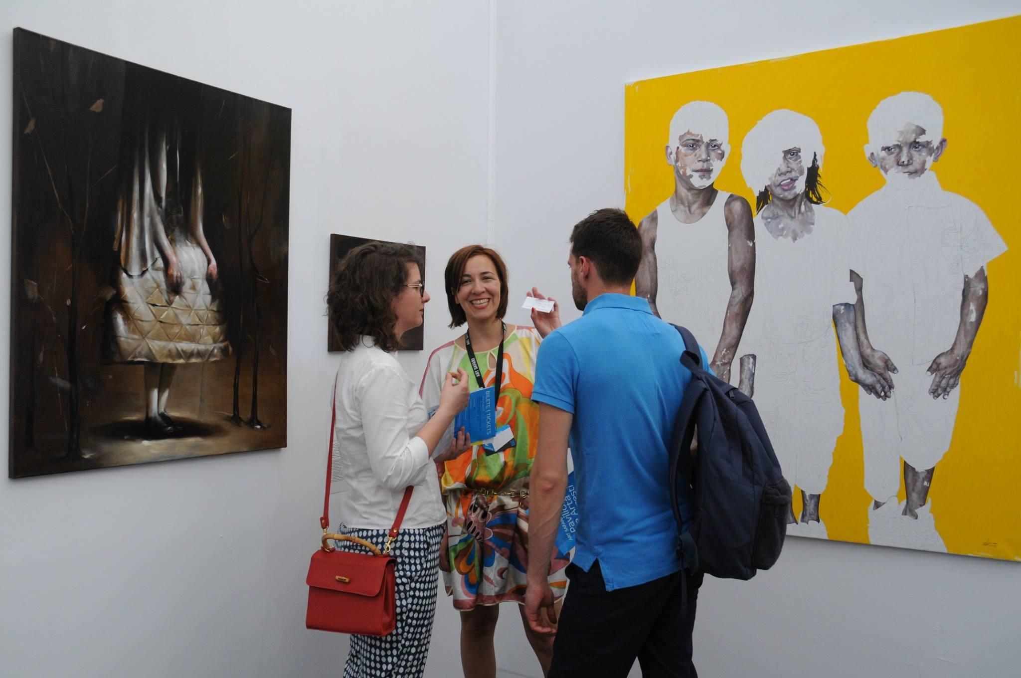 Radu Belcin, Daniel Brici, Gabriel Kelemen, Flavia Pitis, Bogdan Rata @ Art Safari 2014 (30)