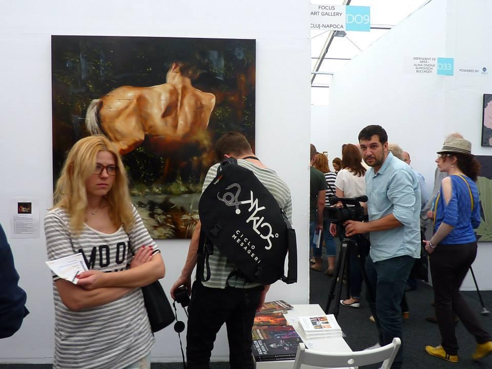 Radu Belcin, Daniel Brici, Gabriel Kelemen, Flavia Pitis, Bogdan Rata @ Art Safari 2014 (5)
