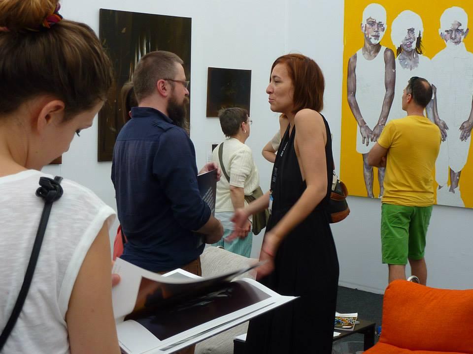 Radu Belcin, Daniel Brici, Gabriel Kelemen, Flavia Pitis, Bogdan Rata @ Art Safari 2014 (8)