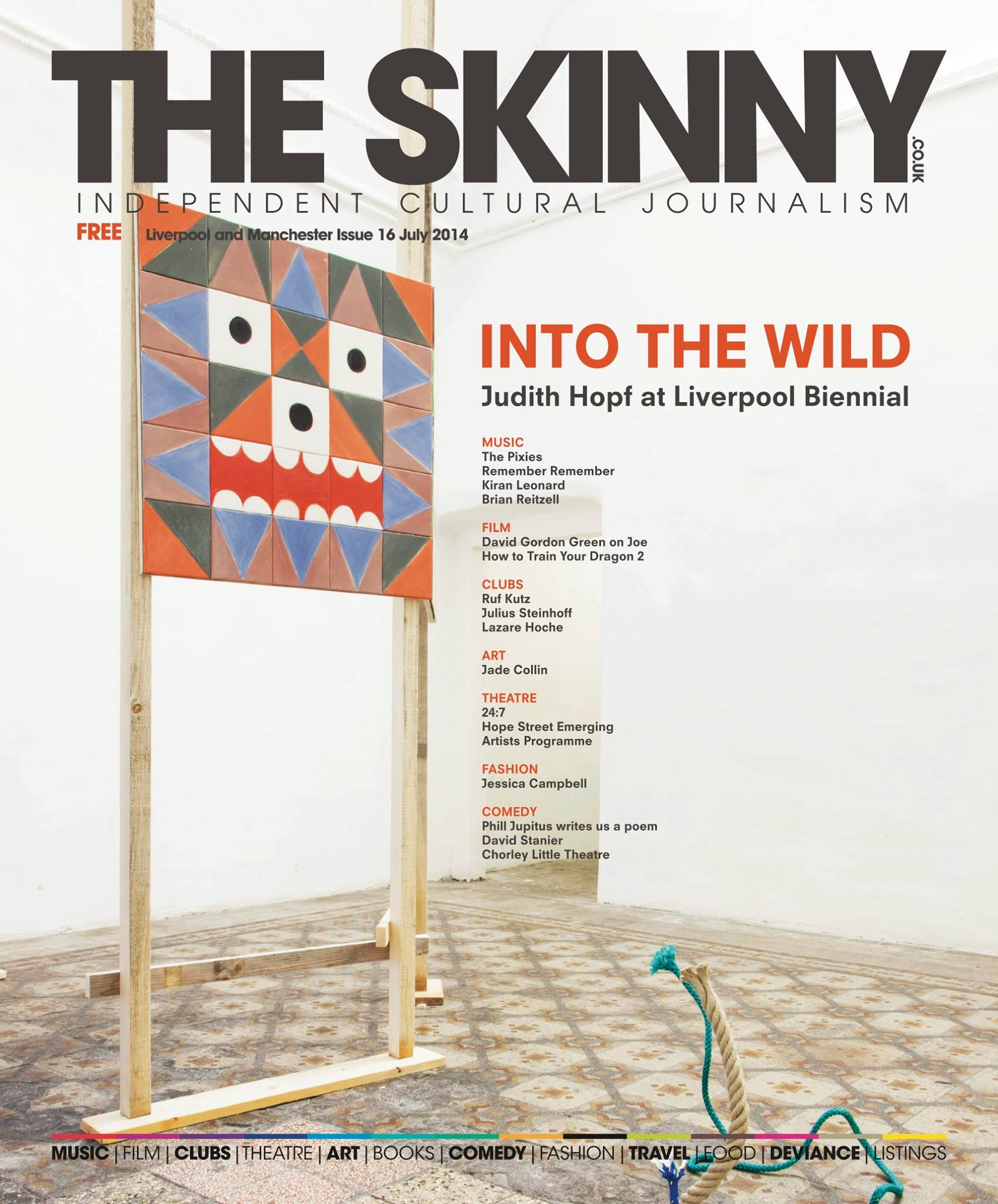 The Skinny, 16 July 2014