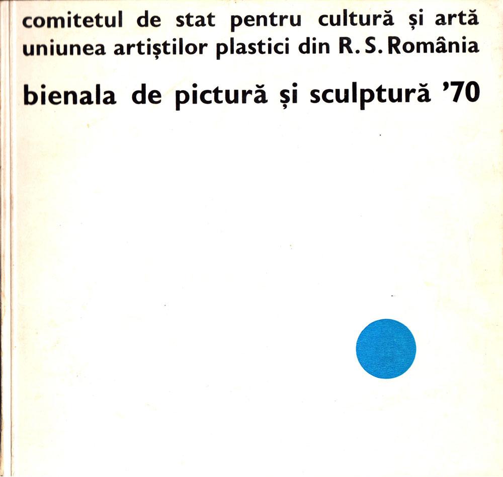 Bienala de pictură și sculptură 1970