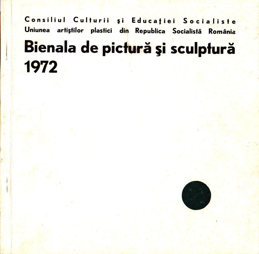 Bienala de pictură și sculptură, 1972