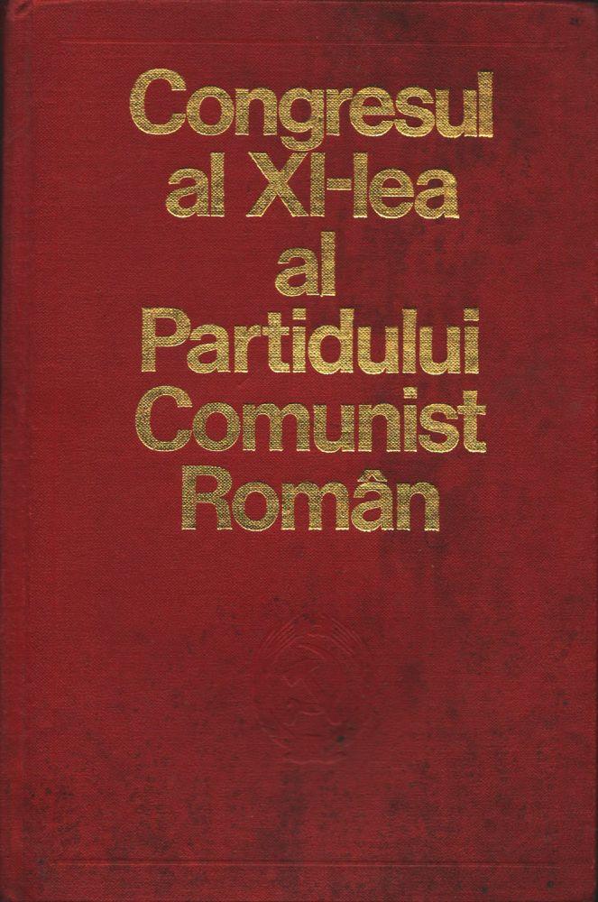 Congresul al XI-lea al PCR, Ed politica, 1975