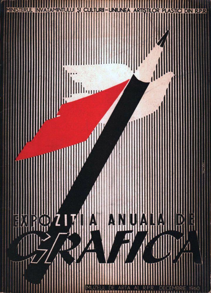 Expoziția anuală de grafică 1960