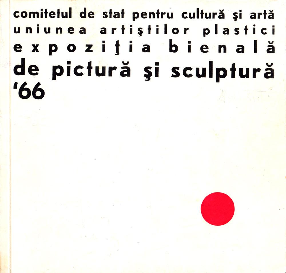 Expozitia bienala de pictura si sculptura 1966