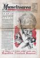 Jules Perahim pentru Muncitoarea - Gazeta confederației generale a muncii din RPR., pentru femeiile muncitoare, 30 decembrie 1948