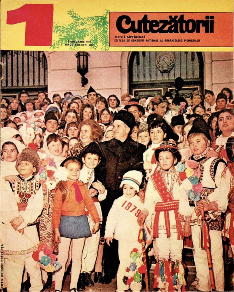 Cutezătorii, nr. 588, 4 Ianuarie, 1979