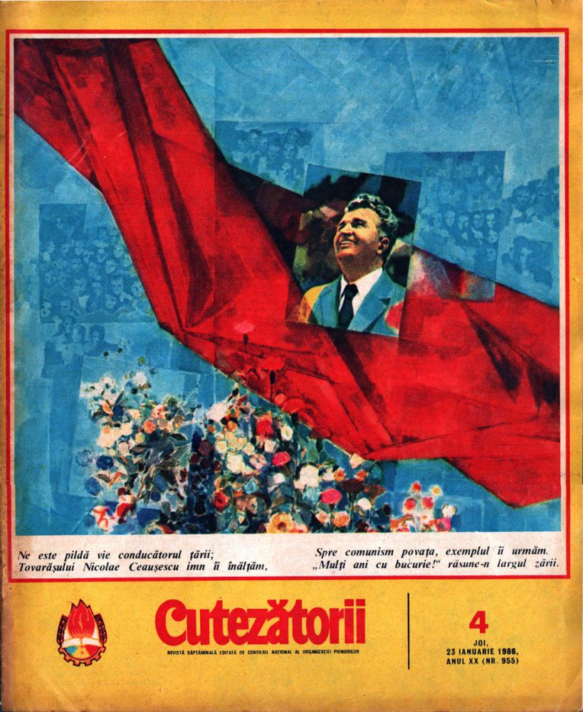 Cutezatorii ianuarie 1986