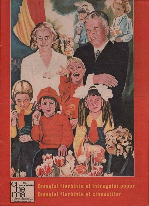 Revista Cinema nr 1, 1981