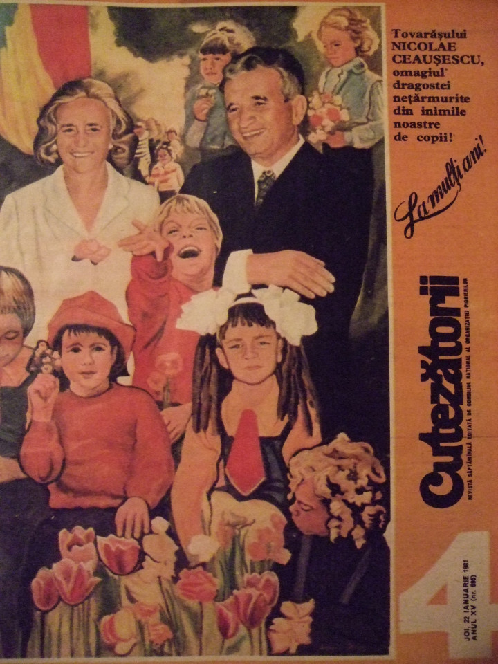 Revista Cutezatorii 22.01.1981