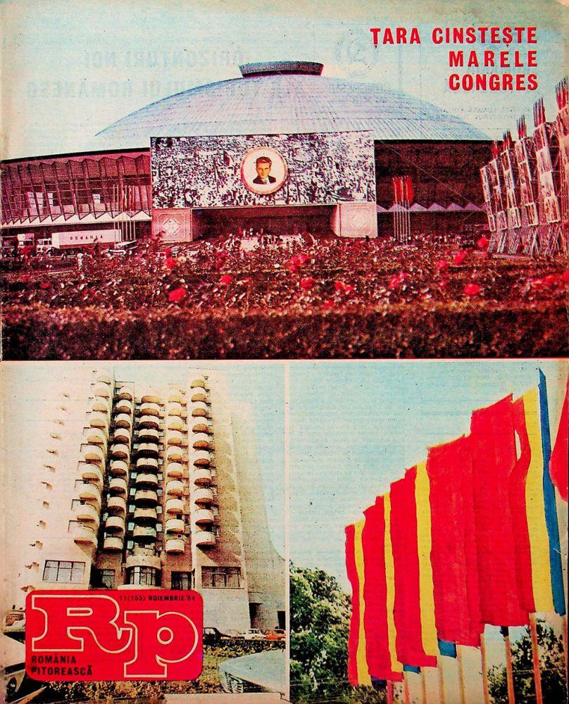 Romania Pitoreasca, noiembrie 1984
