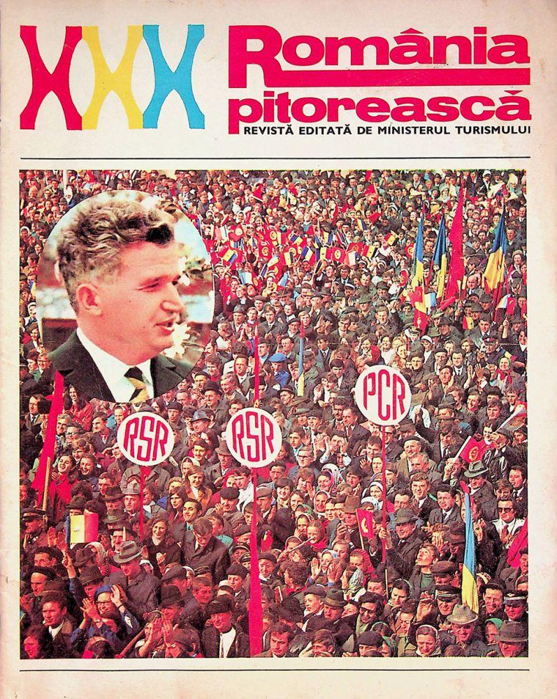 Romania Pitoreasca, nr 8, 1974