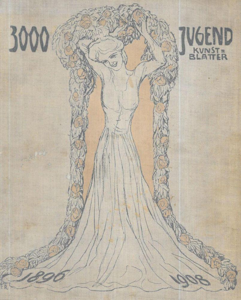 Dreitausend Kunstblätter der Münchner Jugend ausgewählt aus den Jahrgängen 1896-1908 mit biographischem Künstler-Verzeichnis