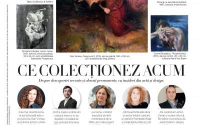 Harper's Bazaar Romania, ianuarie-februarie 2016