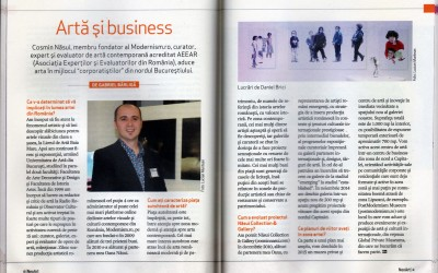 NeoArt, supliment Revista Biz, 2014