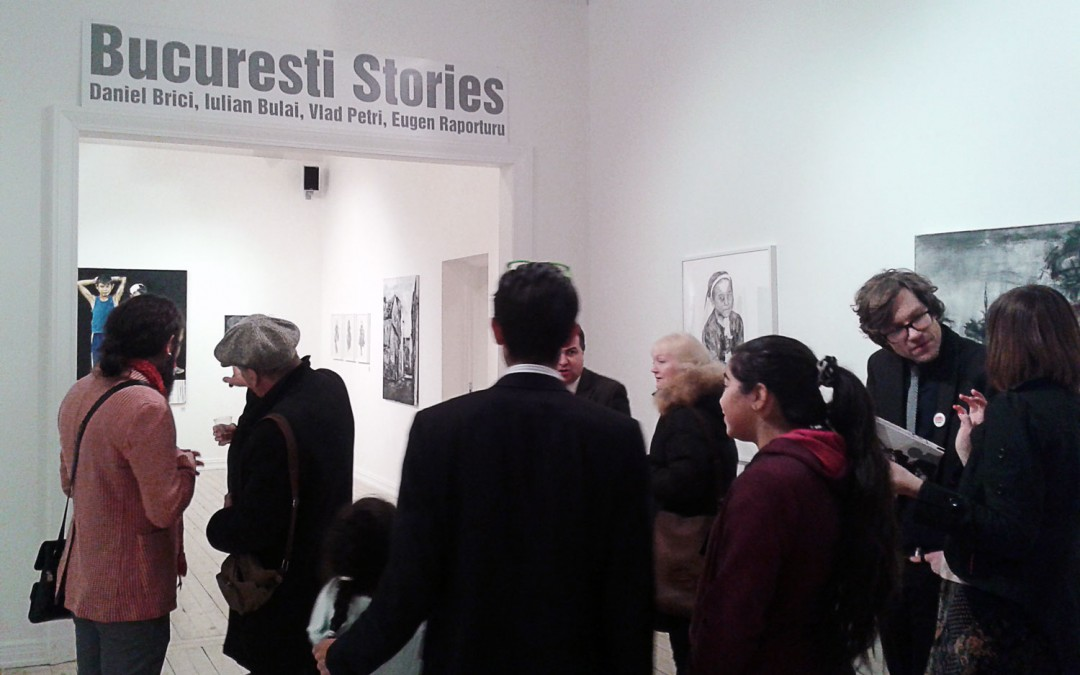Bucharest stories: co-produced show by Oslo Museum