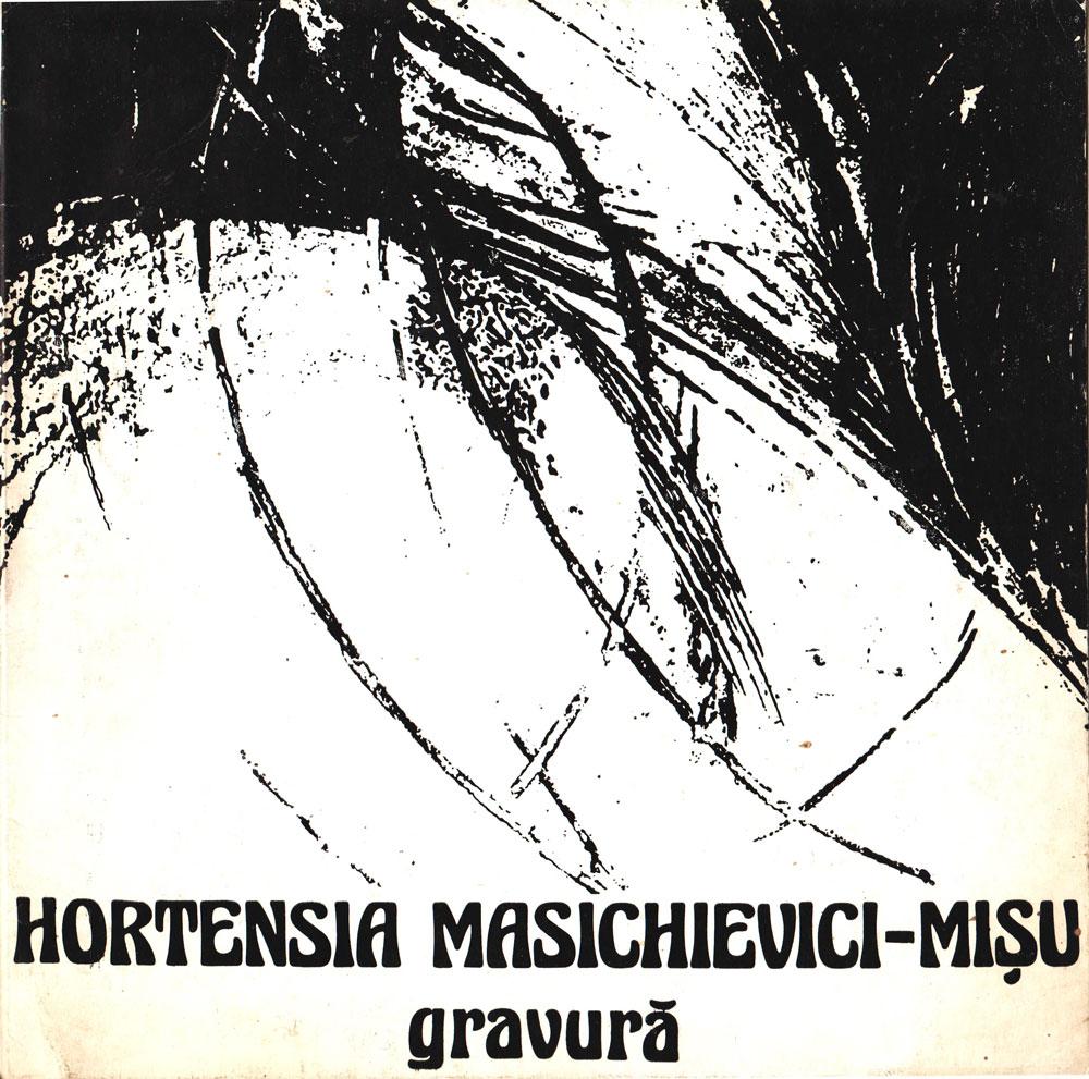 Hortensia Masichievici-Mișu, gravură, Simeza, septembrie-octombrie 1975